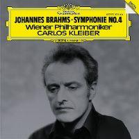 Cover Wiener Philharmoniker / Carlos Kleiber - Johannes Brahms: Symphonie No. 4