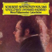 Cover Wiener Philharmoniker / Carlos Kleiber - Schubert: Symphonien Nos. 3 & 8