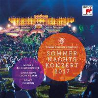Cover Wiener Philharmoniker / Christoph Eschenbach / Renée Fleming - SommerNachtsKonzert 2017 - Summer Night Concert