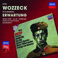 Cover Wiener Philharmoniker / Christoph von Dohnányi - Wozzeck - Berg / Erwartung - Schoenberg