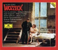 Cover Wiener Philharmoniker / Claudio Abbado - Wozzeck - Alban Berg