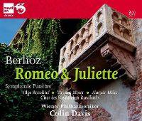 Cover Wiener Philharmoniker / Colin Davis - Berlioz: Romeo & Juliette