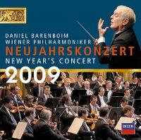 Cover Wiener Philharmoniker / Daniel Barenboim - Neujahrskonzert 2009