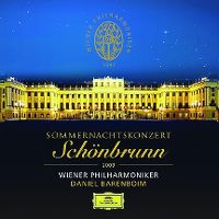 Cover Wiener Philharmoniker / Daniel Barenboim - Sommernachtskonzert Schönbrunn 2009