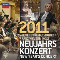 Cover Wiener Philharmoniker / Franz Welser-Möst - Neujahrskonzert 2011