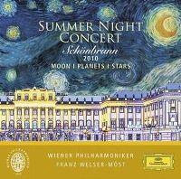 Cover Wiener Philharmoniker / Franz Welser-Möst - Summer Night Concert Schönbrunn 2010