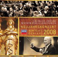 Cover Wiener Philharmoniker / Georges Pretre - Neujahrskonzert 2008