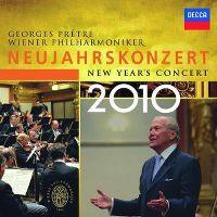 Cover Wiener Philharmoniker / Georges Prètre - Neujahrskonzert 2010