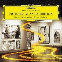 Cover Wiener Philharmoniker / Gustavo Dudamel - Modest Mussorgsky: Pictures At An Exhibition