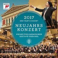 Cover Wiener Philharmoniker / Gustavo Dudamel - New Year's Concert 2017 - Neujahrskonzert