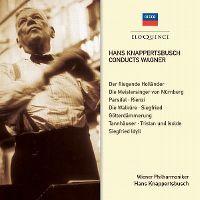 Cover Wiener Philharmoniker / Hans Knappertsbusch - Hans Knappertsbusch Conducts Wagner