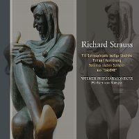 Cover Wiener Philharmoniker / Herbert von Karajan - Richard Strauss
