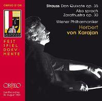 Cover Wiener Philharmoniker / Herbert von Karajan - Strauss