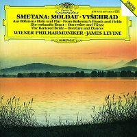 Cover Wiener Philharmoniker / James Levine - Moldau - Smetana