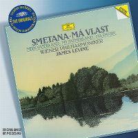 Cover Wiener Philharmoniker / James Levine - Smetana: Má vlast