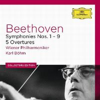 Cover Wiener Philharmoniker / Karl Böhm - Beethoven: Symphonies Nos. 1-9 / 5 Overtures