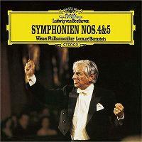 Cover Wiener Philharmoniker / Leonard Bernstein - Beethoven: Symphonien Nos. 4&5