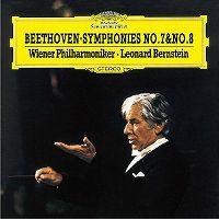 Cover Wiener Philharmoniker / Leonard Bernstein - Beethoven: Symphonies No. 7 & No. 8