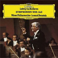 Cover Wiener Philharmoniker / Leonard Bernstein - Ludwig van Beethoven: Symphonien Nos. 1 & 2