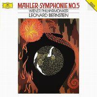 Cover Wiener Philharmoniker / Leonard Bernstein - Mahler: Symphonie No. 5