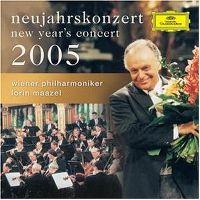 Cover Wiener Philharmoniker / Lorin Maazel - Neujahrskonzert 2005