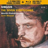 Cover Wiener Philharmoniker / Lorin Maazel - Sibelius: The Seven Symphonies