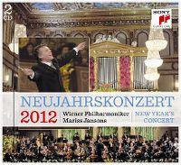 Cover Wiener Philharmoniker / Mariss Jansons - Neujahrskonzert 2012