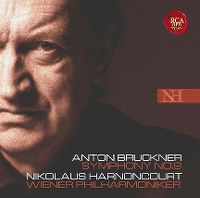 Cover Wiener Philharmoniker / Nikolaus Harnoncourt - Anton Bruckner: Symphony No. 9