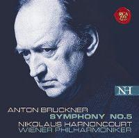 Cover Wiener Philharmoniker / Nikolaus Harnoncourt - Bruckner: Symphony No. 5
