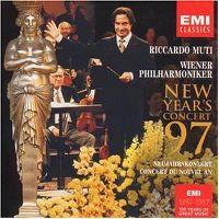Cover Wiener Philharmoniker / Riccardo Muti - Neujahrskonzert 1997