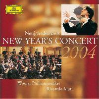 Cover Wiener Philharmoniker / Riccardo Muti - Neujahrskonzert 2004