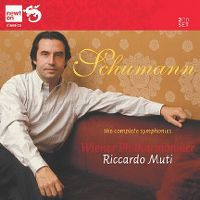 Cover Wiener Philharmoniker / Riccardo Muti - Schumann