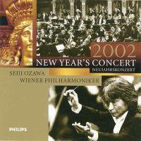 Cover Wiener Philharmoniker / Seiji Ozawa - Neujahrskonzert 2002