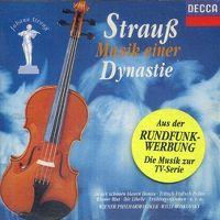 Cover Wiener Philharmoniker / Willi Boskovski - Strauß - Musik einer Dynastie