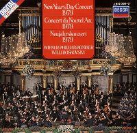 Cover Wiener Philharmoniker / Willi Boskovsky - New Year's Concert 1979 • Concert Du Novel An 1979 • Neujahrskonzert 1979