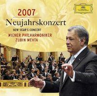Cover Wiener Philharmoniker / Zubin Mehta - Neujahrskonzert 2007