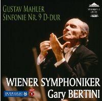 Cover Wiener Symphoniker / Gary Bertini - Gustav Mahler: Sinfonie Nr. 9 d-Dur