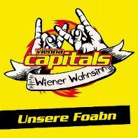 Cover Wiener Wahnsinn - Unsere Foabn