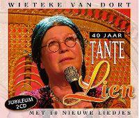 Cover Wieteke van Dort - 40 jaar Tante Lien