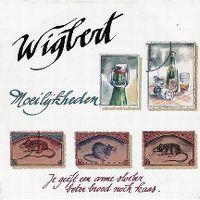 Cover Wigbert - Moeilijkheden