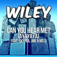 Cover Wiley feat. Skepta, JME & Ms D - Can You Hear Me (Ayaya)