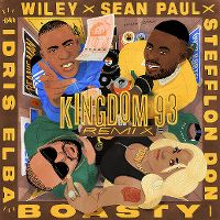 Cover Wiley x Sean Paul x Stefflon Don / Idris Elba - Boasty