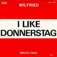 Cover Wilfried - I Like Donnerstag
