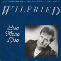 Cover Wilfried - Lisa Mona Lisa