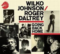 Cover Wilko Johnson / Roger Daltrey - Going Back Home