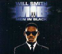 Cover Will Smith - Men In Black