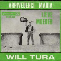 Cover Will Tura - Arrivederci Maria