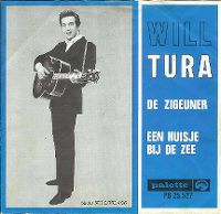 Cover Will Tura - De zigeuner