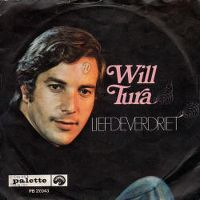 Cover Will Tura - Liefdeverdriet
