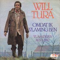 Cover Will Tura - Omdat ik Vlaming ben